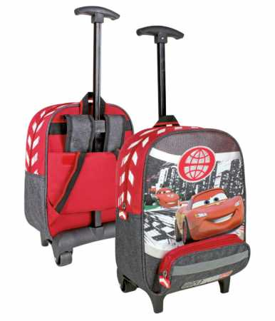 Disney Cars Rucksack Trolley 29cm