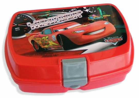 Brotbox / Lunchbox Disney CARS