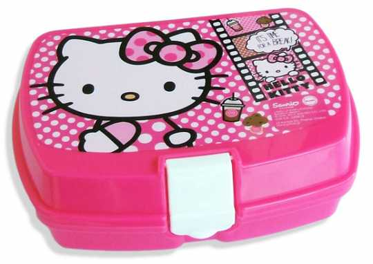 Brotbox / Lunchbox HELLO KITTY