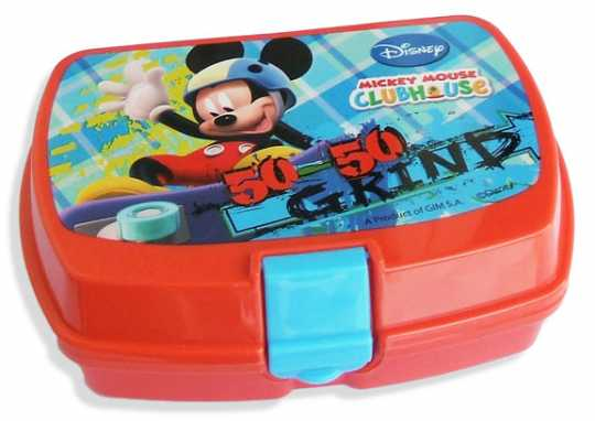 Brotbox / Lunchbox Disney MICKY MAUS