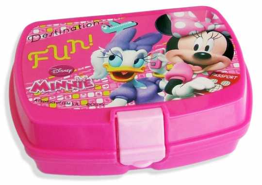 Brotbox / Lunchbox Disney MINNIE & DAISY