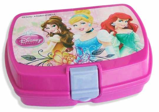 Brotbox / Lunchbox Disney PRINCESS