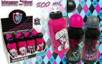 Monster High Trinkflasche Aluminium Ø7 x 19 cm / 500 ml